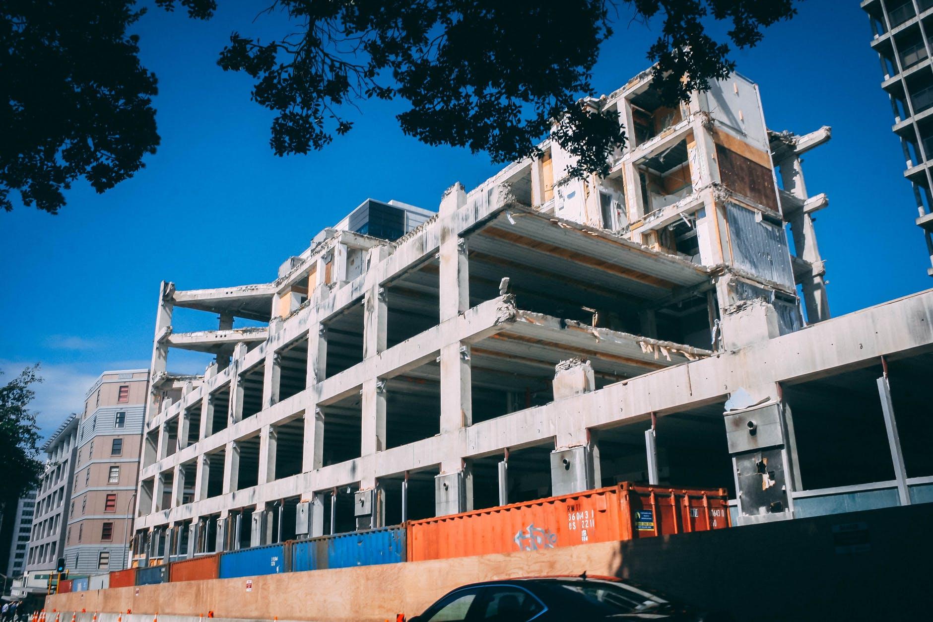 Beton na kostrukcje